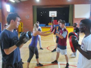 Boxing comes to st-john's